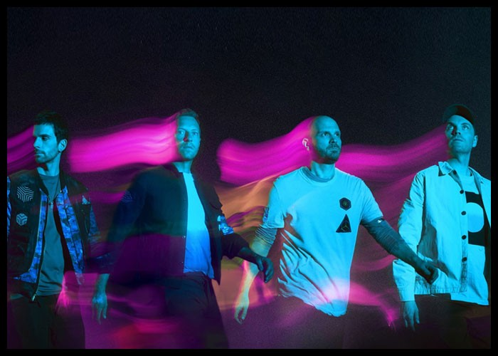 Coldplay Share Acoustic Version Of 'Higher Power'