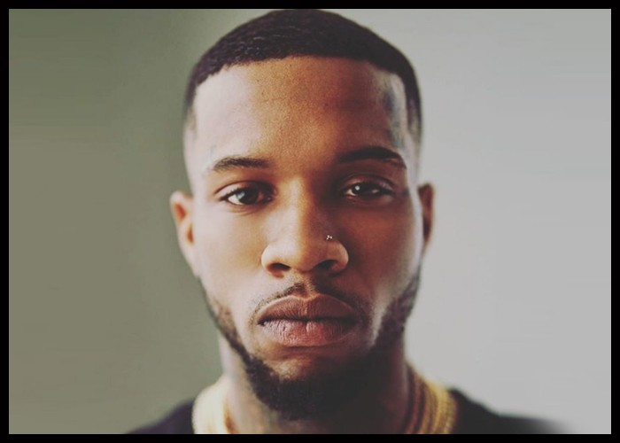 Tory Lanez Claims He Was 'Framed' In Megan Thee Stallion Shooting In New Freestyle